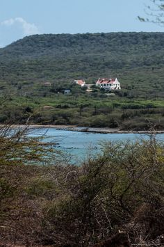 Landhuis Jan Kok - Curacao Netherlands Antilles, a plein air painting destination