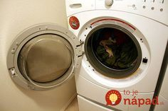 8 Easy maintenance tips for front load washers : TreeHugger Diy Cleaning Products, Cleaning Solutions, Cleaning Hacks, Samsung Washer, Washer Machine, Clean Washing Machine, Washing Machines, Front Load Washer, Laundry Hacks