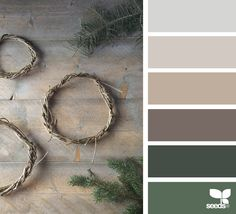 Rustic season (design seeds) colour palettes bedroom color s Taupe Color Schemes, Rustic Color Schemes, Rustic Color Palettes, Rustic Colors, Bedroom Color Schemes, Bedroom Colors, Colour Palettes, Bedroom Ideas, Beige Color Palette