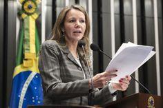 Vanessa Grazziotin apresentou Proposta de Emenda à Constituição (PEC) que restringe o número de reeleições de senadores e deputados federais e estaduais