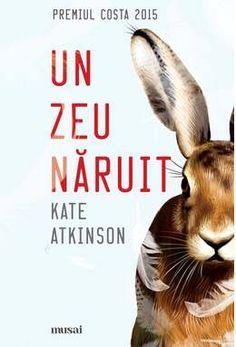Un zeu năruit - Kate Atkinson - Editura ART Movies, Movie Posters, Animals, Character, Animales, Films, Animaux, Film Poster, Cinema