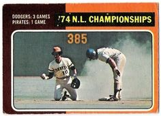 1977 nlcs | garvey cey russell lopes: one post for every consecutive game