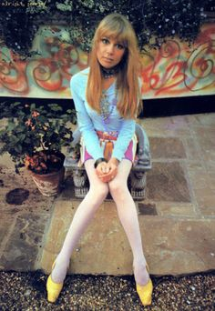 Pattie Boyd by Robert Whitaker