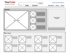 Would you attempt to build a house without a blueprint? The same goes for developing websites. Instead of heading directly into writing code, you should always begin with a careful analysis of your client's business needs and a plan for addr Ui Ux Design, Graphic Design, Web Design Tutorials, Wireframe, Web Development, Building A House, Layout, Writing Code, Toolbox