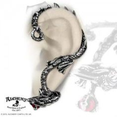 Oriental Dragon Ear-wrap