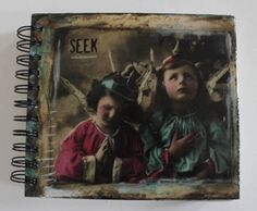 Seek blank journal
