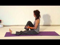 Dieses ist die erste längere Praxis-Stunde des 10-wöchigen Yoga Vidya Anfängerkurses. Mit diesem Video kannst du täglich üben.  Sukadev leitet dich in dieser 55-minütigen Yogastunde zu Übungen an, die du schon in der ersten Kursstunde gelernt hast.