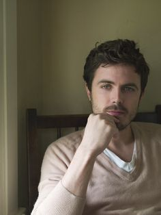 Casey Affleck-  if his body is as hot as his eyes this could be Mr Grey