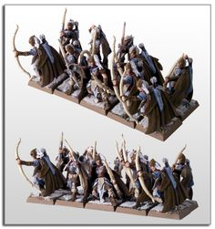 wood archers