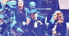 #kayahan #nilüfer #konser Telif hakları yüzünden 15 yıldır dargın olan Kayahan ve Nilüfer Barıştı!