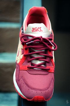 Ronnie Fieg x Asics Gel Lyte V 'Volcano' #sneakers