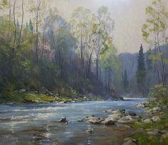 Kenn Erroll Backhaus American Painter
