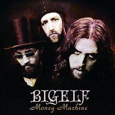 Bigelf – Progressive rock, psychedelic rock, hard rock.