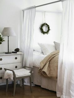 soft neutral bedroom