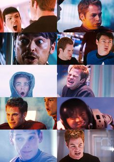 Find images and videos about bones, star trek and chris pine on We Heart It - the app to get lost in what you love. Star Trek Rpg, New Star Trek, Star Wars, New Movies, Good Movies, Star Trek Quotes, Spock And Kirk, Star Trek Reboot, Stupid Face