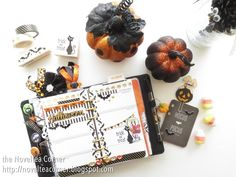 Planner decorating inspiration
