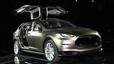 Tesla Model X. Great Car.