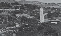 1950's Wayfarer Chapel in PV.