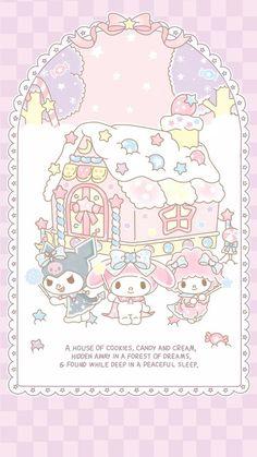 My Melody , Sweet Piano and Kuromi My Melody Wallpaper, Sanrio Wallpaper, Hello Kitty Wallpaper, Kawaii Wallpaper, Iphone Wallpaper, Beautiful Wallpapers For Iphone, Cute Wallpapers, Kawaii Room, Kawaii Art