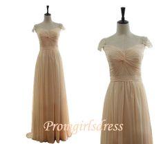 Long Prom Dresses Bridesmaid Dresses Evening by Promgirlsdress, $115.00