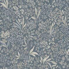 The wallpaper Nocturne - 6334 from Boråstapeter is a wallpaper with the dimensions x m. The wallpaper Nocturne - 6334 belongs to the popular wallpaper Toile Wallpaper, Dark Wallpaper, Pattern Wallpaper, Vintage Floral Wallpapers, Wall Murals, Wall Art, Malva, Nocturne, Designer Wallpaper