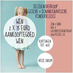 Seizoensverkoop Kinderkledij Belgische & Scandinavische merken -- Kessel Lo -- 03/06