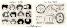 Sweetie Pie Stamp Sets