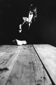 """Nick Drake.  Nicholas Rodney """"Nick"""" Drake was an English singer-songwriter and musician, known for his gentle guitar-based songs. He failed to find a wide audience during his lifetime but his work has gradually achieved wider notice and recognition. Wikipedia"""