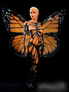 body painting - Google Search repinned by www.BlickeDeeler.de