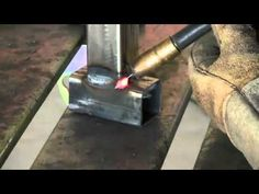▶ MIG Welding Course And How To MIG Weld Square Tubing - YouTube