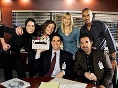 Happy cast
