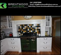 Consumers create the kitchen of their dreams with help from Brentwood Kitchens. The professionals create kitchen designs in Melbourne and the surrounding area. The company takes what they learn from their clients and turns the information into a kitchen that will be remembered.