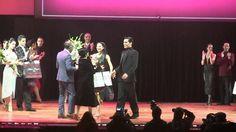 Coronación 5 primeros. Final Escenario. Mundial de Tango 2014