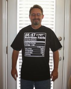 LoadedShirts - 2nd Amendment Gun Shirt - Review ~ Planet Weidknecht