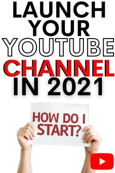 How To Start Youtube, Start Youtube Channel, Making Money On Youtube, Youtube Money, You Youtube, How To Start Vlogging Youtube, Make Money Online, How To Make Money, Youtube Website