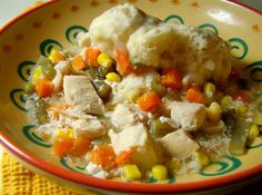 Chicken and Dumplings Recipe Picture