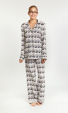 Bedhead Pajamas: Luxury Pajamas made locally from the finest cottons. BedHead Pajamas are made in the USA. Cotton Sleepwear, Cotton Pyjamas, Bedhead Pajamas, Big Top, Bed Head, Pj Sets, Pajamas Women, Pjs, Chic