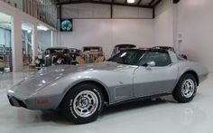 1978, 25th Anniversary Silver Corvette (owned one of these for years in San Diego)
