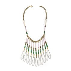 The '20s Necklace, $128, now featured on Fab.