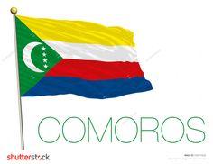 comoros islands flag