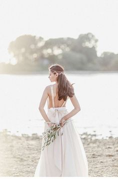 rose glided sunset shoot, styling: kiss from fleur, photo: In Love by Bina Terré