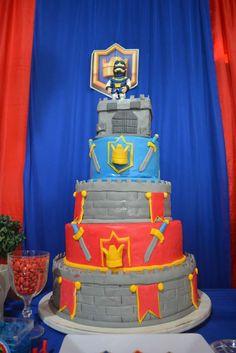 Clash Royale Birthday Party Ideas   Photo 2 of 38