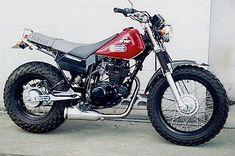 Yamaha TW 200 Mod