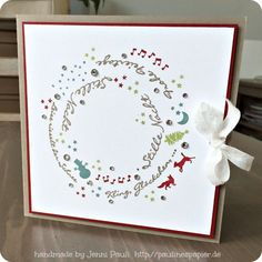 Jingle All the Way, Stampin'  Up! Holiday Catalog