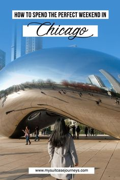 10 itinerary suggestions for your next trip to Chicago. #TravelDestinationsUsa50States