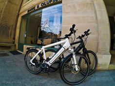 Bang & Olufsen electric bikes in Geneva