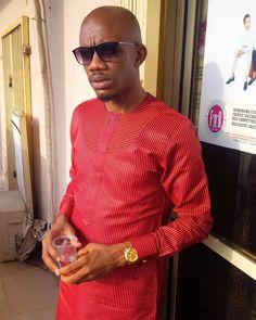 My Customer My King! #fnbdesigns #fashion #photographer #mensfashion #men #menswear #photo #photooftheday #customer #traditional #native #instapic #instadaily #instagram #abuja #nigeria #gwarinpa