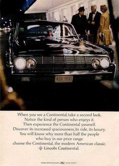 Lincoln Continental (1964)