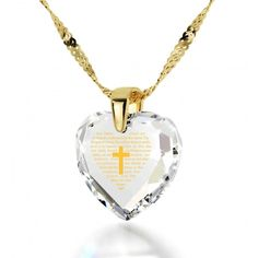 Gold Plated Best Mom Necklace - Heart Pendant Inscribed in Gold on Cubic Zirconia, Gold Filled Chain - NanoStyle Jewelry 14k Gold Necklace, Gold Plated Necklace, Heart Pendant Necklace, Sterling Silver Necklaces, Heart Jewelry, Gold Jewelry, Diamond Jewelry, Meaningful Necklace, Accessories