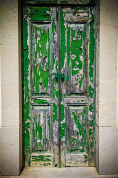 What's Behind the Green Door? by Daryl Gabin / 500px